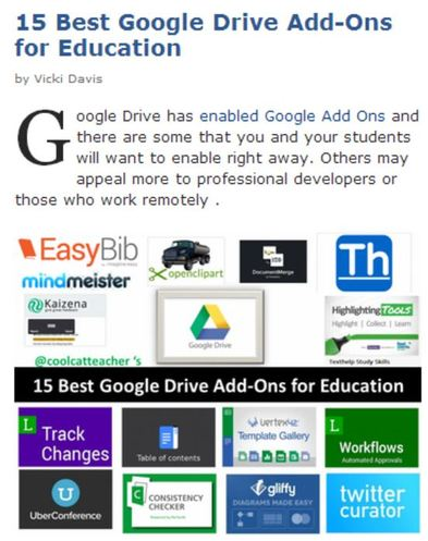 how to enable google drive